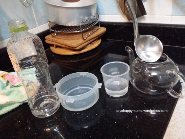The Magic Juice Experiment at Home