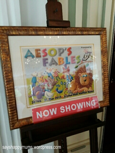 I Theatre Aesop Fables