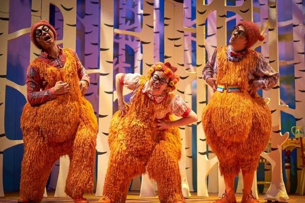 Goldilocks and the Three Bears - SRT Little Company