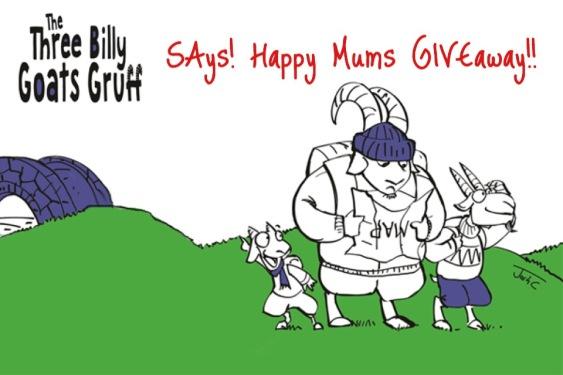 SRT's The Three Billy Goats Gruff