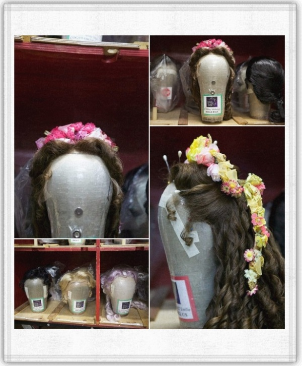 Beauty and the Beast - 81 Wigs