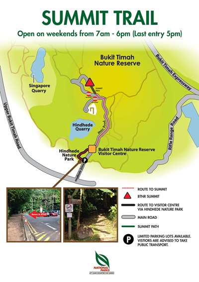 Bt Timah Nature Reserve