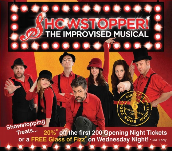 Showstopper - The Improvised Musical