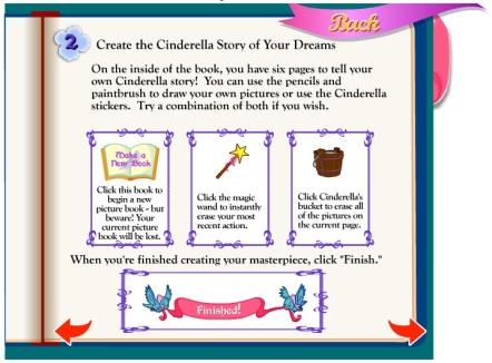 Cinderella - Create A Book