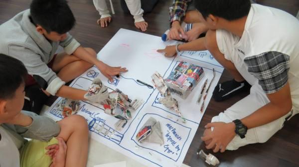 Megachamps Kids Creative Thinking Workshop