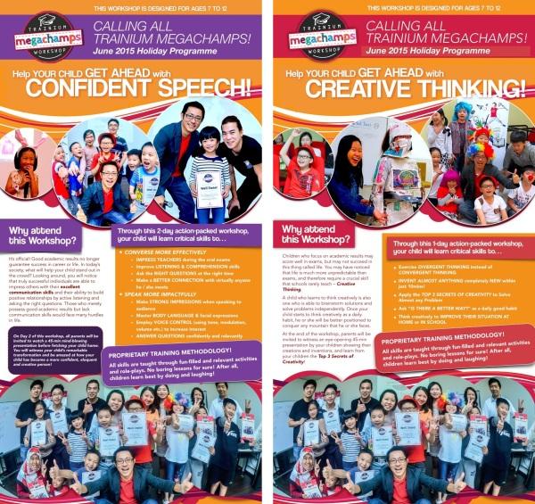 Trainium - Confident Speech & Creative Thinking Workshops