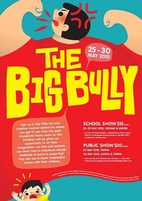 The Big Bully by Paper Monkey Theatre