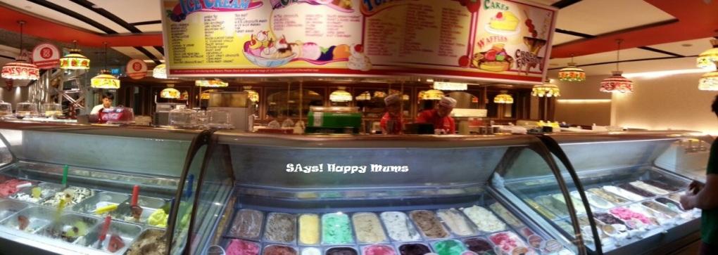 Swensen's Dessert & Pastries Buffet