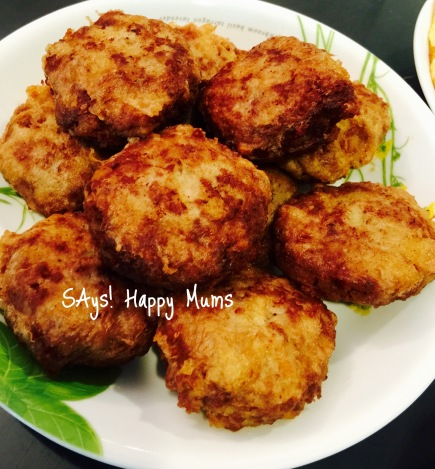 Granny's Homemade Beef Cutlets