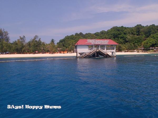 Marine Park Jetty