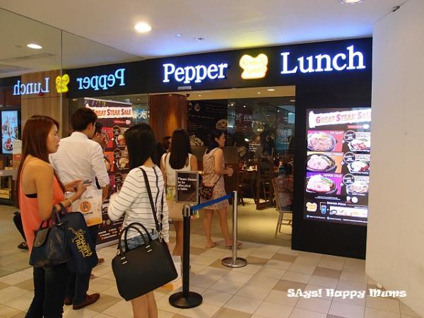 Pepper Lunch
