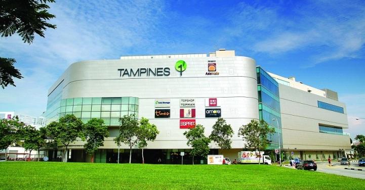 Tampines 1 Mall