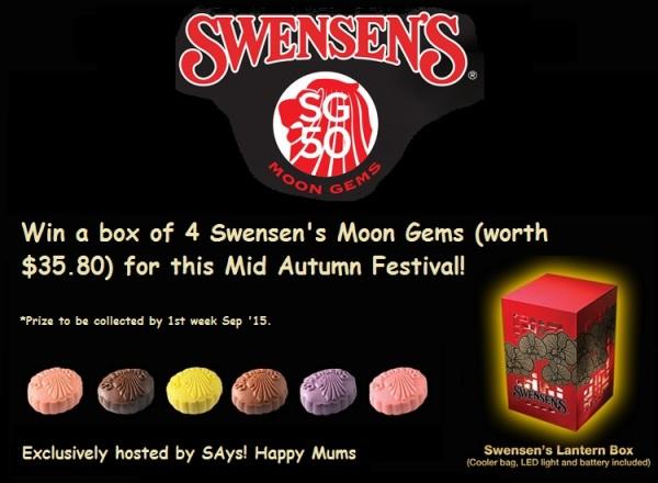Swensen's Moon Gems