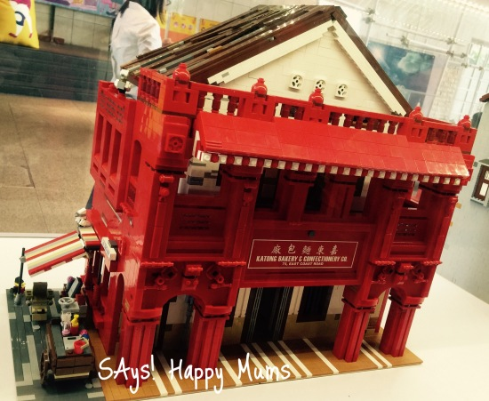The Little Red Brick Show (SG50 Edition)