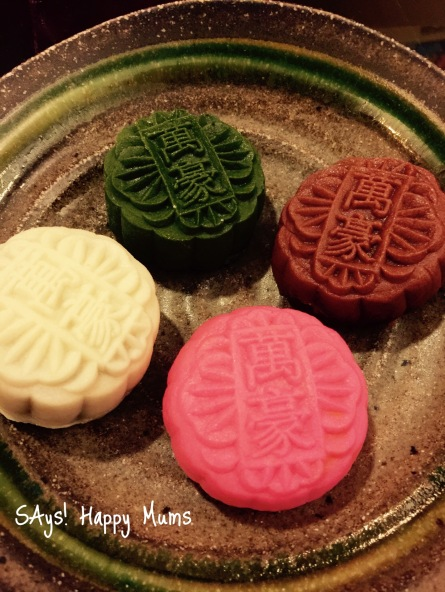 Wan Hao Marriot Mooncakes