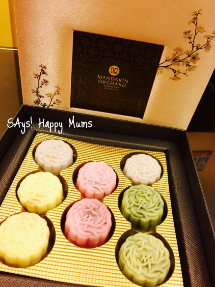 Mandarin Orchard Singapore Mooncake
