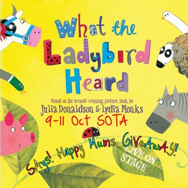 What The Ladybird Heard ABA Productions