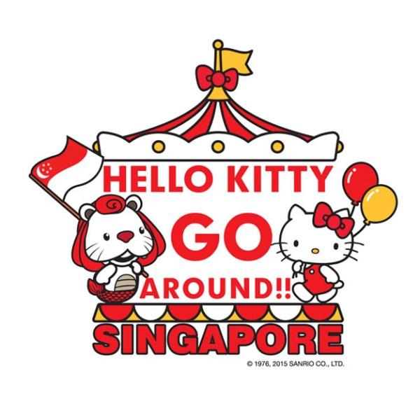Hello Kitty Go Around In Singapore
