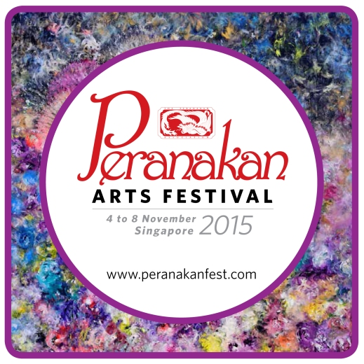 Pernakan Arts Festival Decal