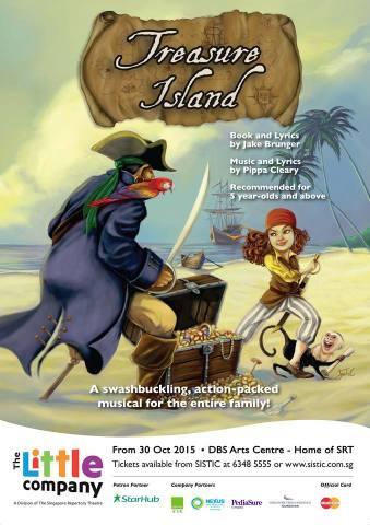 SRT Treasure Island