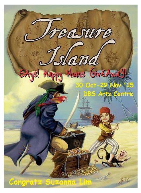 Treasure Island SRT