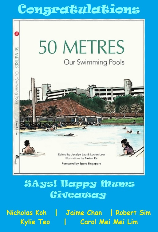 50 Metres : Our Swimming Pools