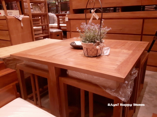 An Evening At Wihardja Teak Suar Wood Furniture Specialist Says Happy Mums