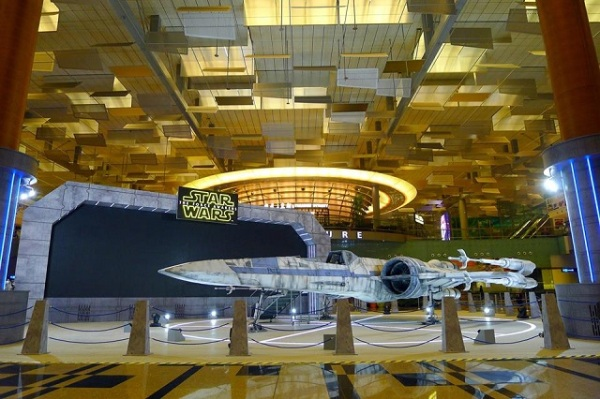 Star Wars Changi Airport