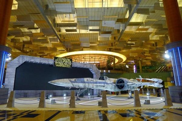 Star Wars Changi Airport