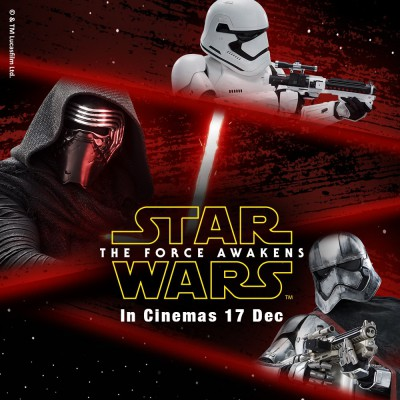 Vivocity Star Wars