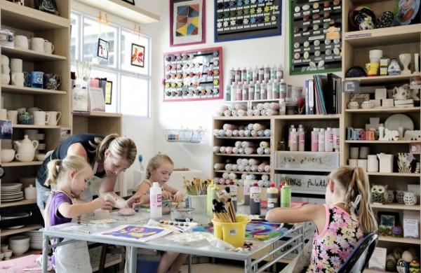 Impressions Art Studio @ Loewen by Dempsey Hill