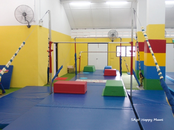 Alpha Gymnastics @ Loewen by Dempsey Hill