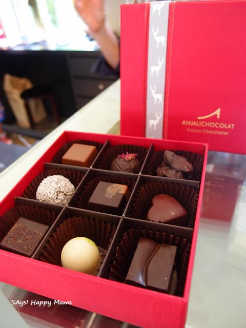 Anjali Chocolat @ Loewen by Dempsey