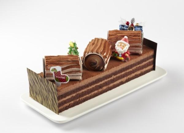 Santa's Choco OverLog