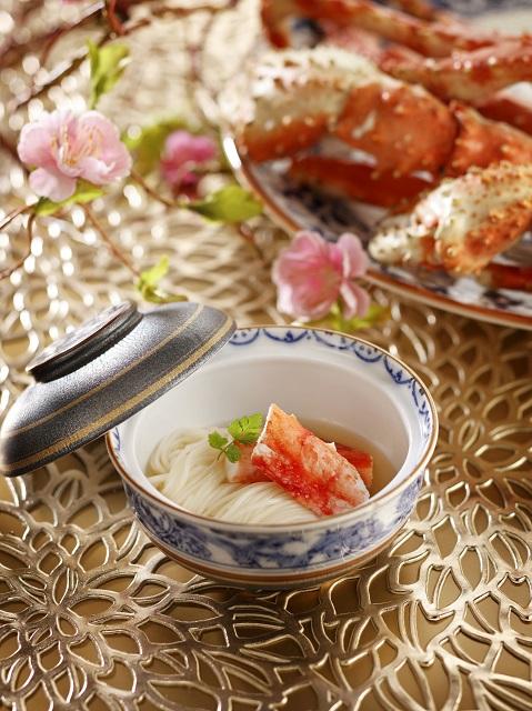 MOS_ShisenHanten_CNY2016_Alaskan Crab Meat Noodle with Fresh Yuzu Broth