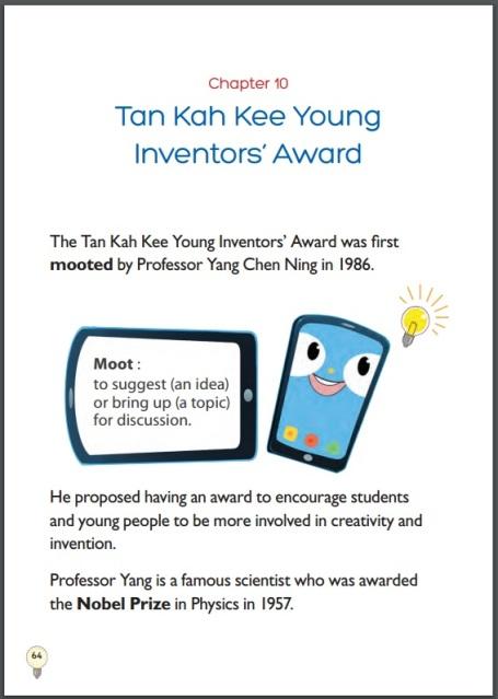 Tan Kah Kee Young Inventor's Award