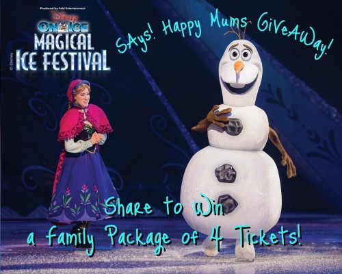 Disney on Ice - Magical Ice Festival