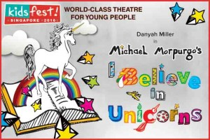 KidsFest 2016 I Believe In Unicorns