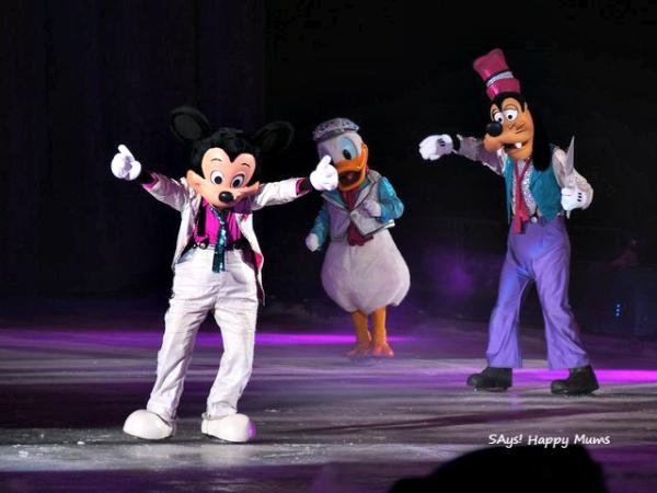 Disney on Ice 2016