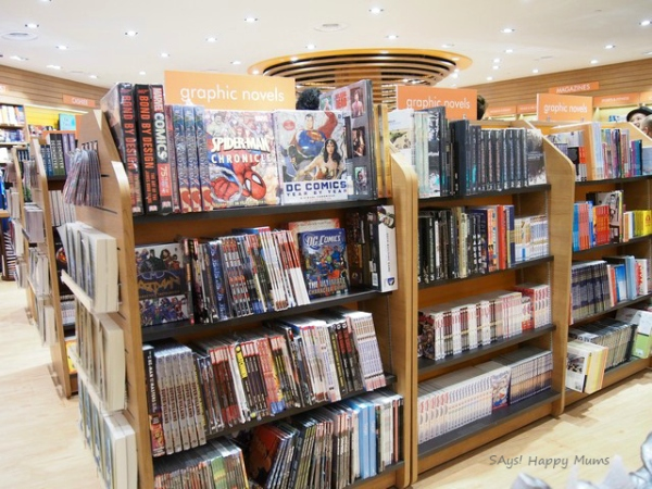 Times Bookstore Punggol Waterway Point