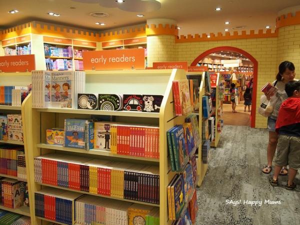 Times Bookstore Punggol Waterway Point
