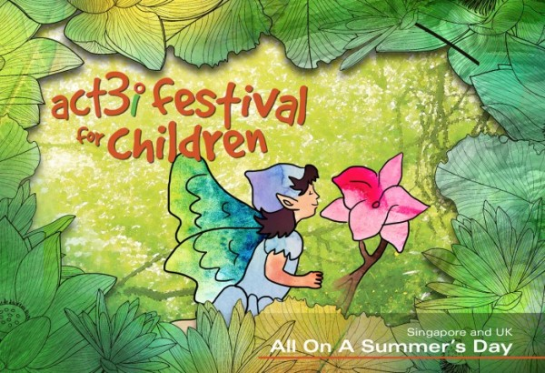 ACT 3i Festival for Children All On A Summer's Day