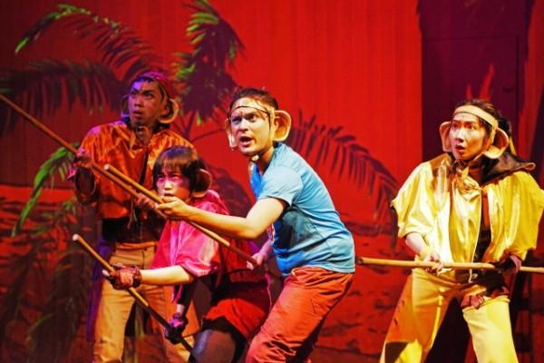 Hanuman The Superhero Monkey