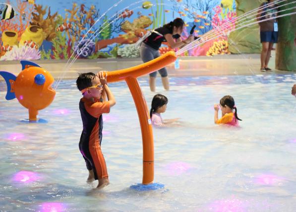 SAFRA Punggol Splash @ Kidz Amaze