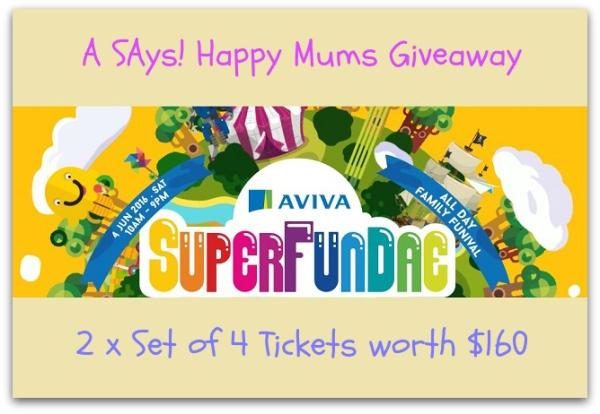 Aviva Superfundae 2016 Giveaway Banner