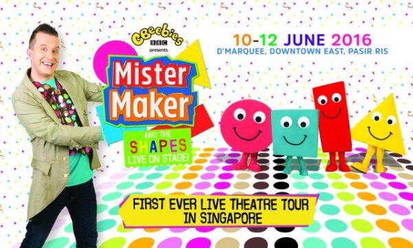 Mister Maker Live