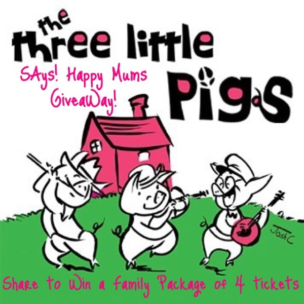 SRT The Three Little Pigs