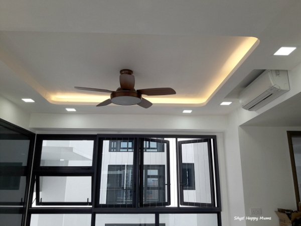 Lighting Ceiling Fan