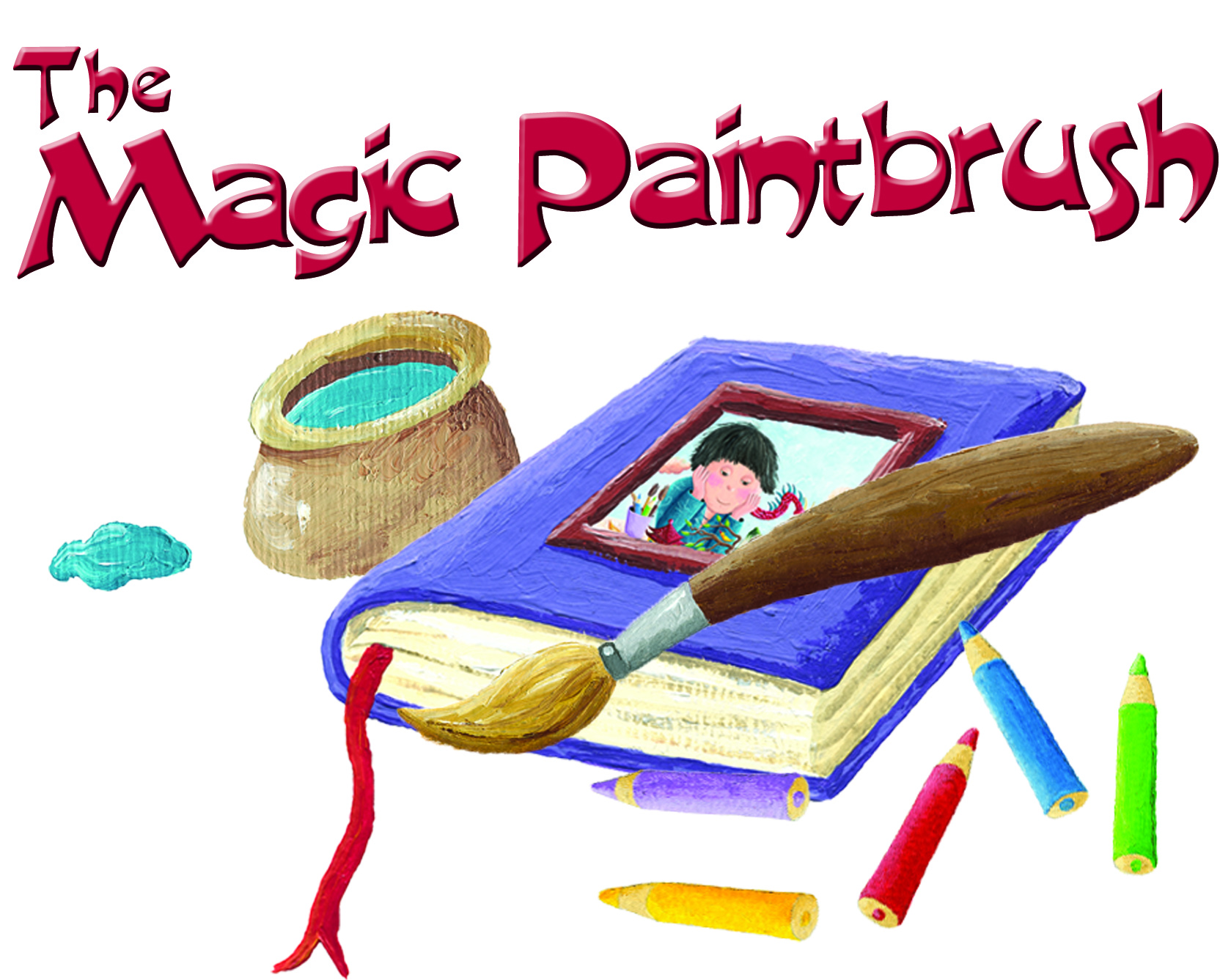 Preview} I Theatre's The Magic Paintbrush | SAys! Happy Mums
